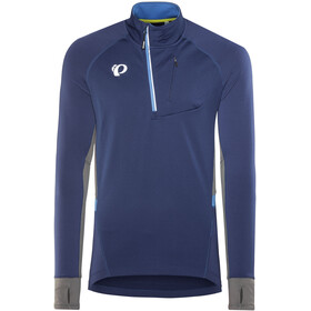 PEARL iZUMi Pursuit Wind Thermal Top Men blue depths/sky blue